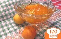"""Фото рецепта: «Варенье из абрикос """"Солнышко""""»"""