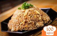 Фото рецепта: «Рис с яйцом по-китайски»