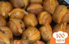 Фото рецепта: «Печеная картошка»