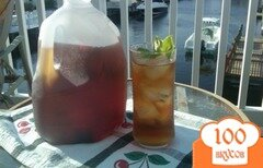 Фото рецепта: «Освежающий чай»
