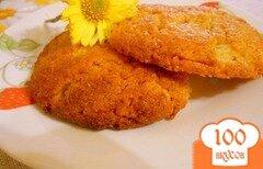 Фото рецепта: «Овсяное печенье по госту»