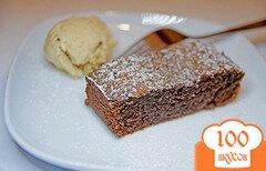 Фото рецепта: «Шоколадно-миндальный торт»