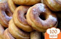 Фото рецепта: «Пончики на кефире»
