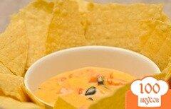 Фото рецепта: «Острый сырный соус»