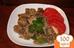 Фото рецепта: «Шашлык на сковородке»
