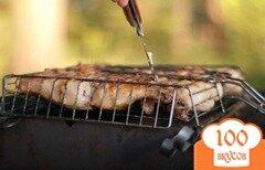 Фото рецепта: «Куриный шашлык из ножек»