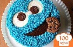 Фото рецепта: «Торт Монстрик»