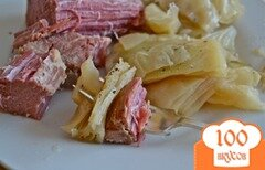 Фото рецепта: «Говядина с капустой»