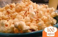 Фото рецепта: «Карамельный попкорн»