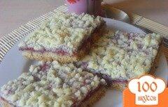 Фото рецепта: «Тертый пирог»