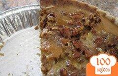 Фото рецепта: «Киш со сладким картофелем»