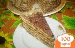 Фото рецепта: «Венгерский Добош (вариант)»