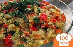 Фото рецепта: «Салат из запеченных овощей»