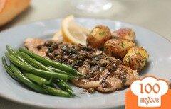 Фото рецепта: «Рыба по-французски»