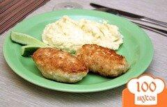 Фото рецепта: «Куриные котлеты»