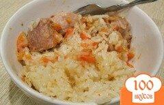 Фото рецепта: «Плов по-узбекски»