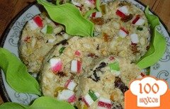 Фото рецепта: «Пестрое пирожное»