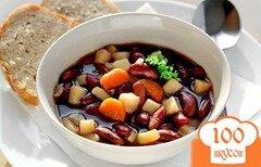 Фото рецепта: «Фасолевый суп»