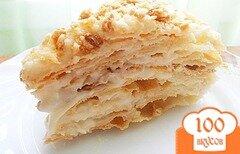 Фото рецепта: «Торт *Наполеон*»