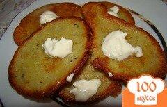 Фото рецепта: «Картофельные лепешки»