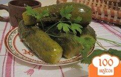 Фото рецепта: «Малосольные огурчики»