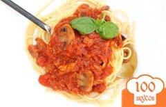 Фото рецепта: «Мясной соус для спагетти»