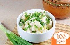 Фото рецепта: «Картофель тушеный в горшочке»