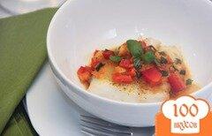 Фото рецепта: «Белая рыба под соусом карри»