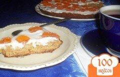 Фото рецепта: «Морковно яблочный пирог»