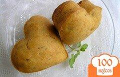 Фото рецепта: «Маффины с паприкой и чесноком»