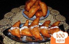 Фото рецепта: «Жареные пирожные»