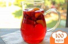 Фото рецепта: «Фруктовый холодный чай»