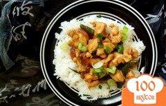 Фото рецепта: «Курица по-монгольски»