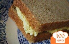 Фото рецепта: «Сладкий яичный салат»