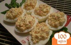 Фото рецепта: «Фаршированные яйца»