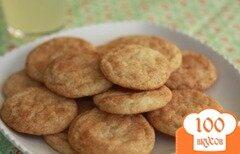 Фото рецепта: «Печенье Сникердудль»