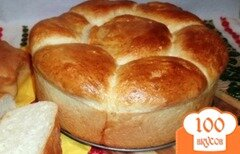 Фото рецепта: «Домашний хлеб на кефире»