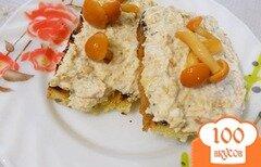 Фото рецепта: «Сырно - грибной паштет»