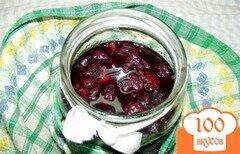 Фото рецепта: «Варенье домашнее вишнево-черешневое»