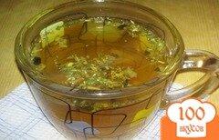 Фото рецепта: «Травяной чай для расслабления»