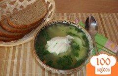 Фото рецепта: «Куриный суп с вермишелью»