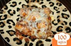 Фото рецепта: «Пицца-запеканка с говядиной и индейкой»