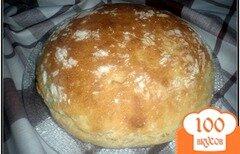Фото рецепта: «Домашний хлеб из духовки»