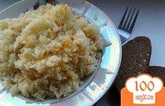 Фото рецепта: «Нежный плов с куриным мясом»