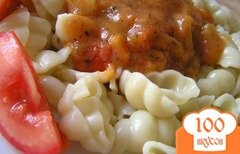 Фото рецепта: «Летний соус для пасты»