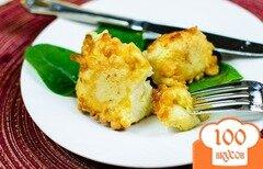 Фото рецепта: «Жареная цветная капуста»