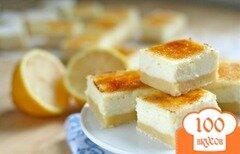 Фото рецепта: «Лимонные чизкейки»