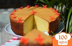 Фото рецепта: «Торт Три молока»
