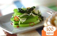 Фото рецепта: «Гарнир из комацуна»