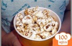 Фото рецепта: «Попкорн в карамели»